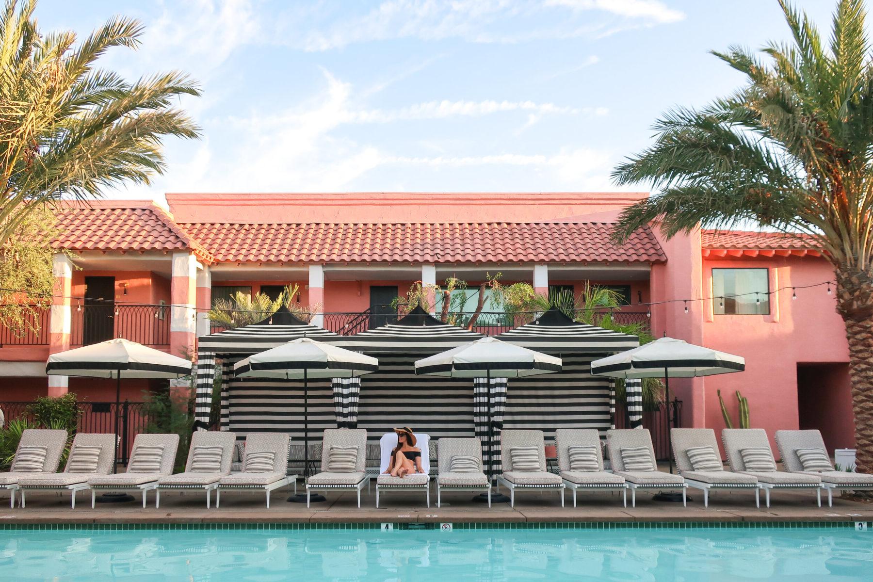 Weekend getaway: Sands Hotel & Spa en Indian Wells