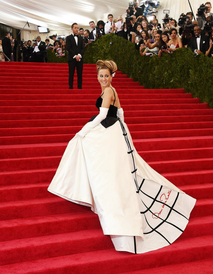 Met Gala: 10 years back - sarah-jessica-parker-met-gala-2014-the-best-and-the-worst-dressed