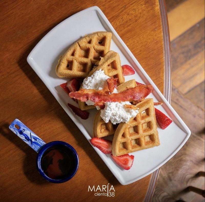 María Ciento38: un pedacito de Sicilia - wafflesmariaciento38