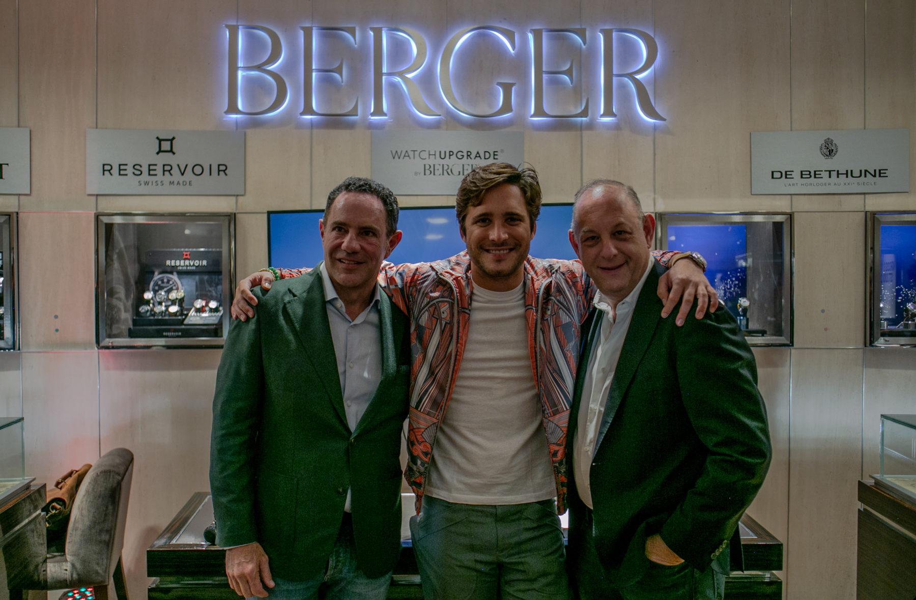 Conoce todos los detalles de Berger Private Experience 2021