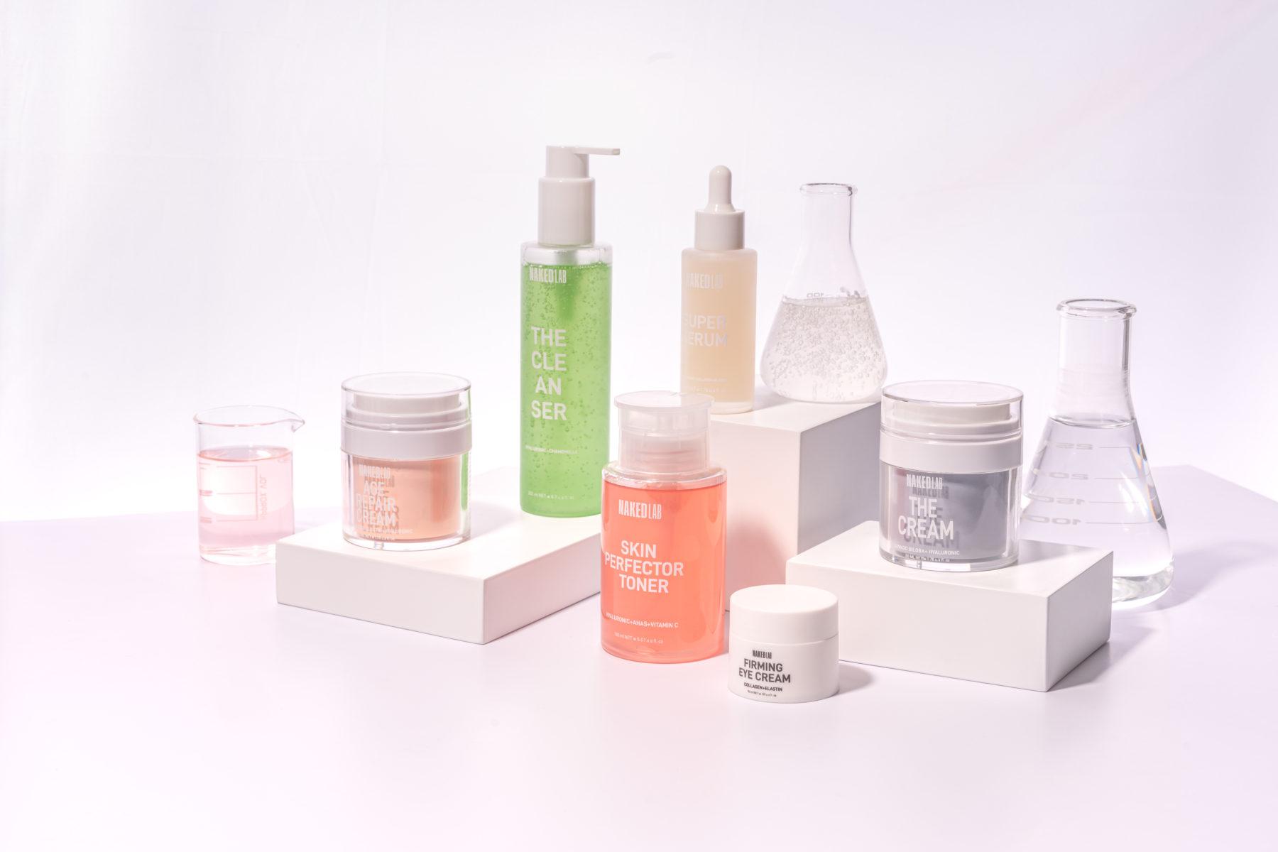 Naked Lab, el laboratorio perfecto para tu piel