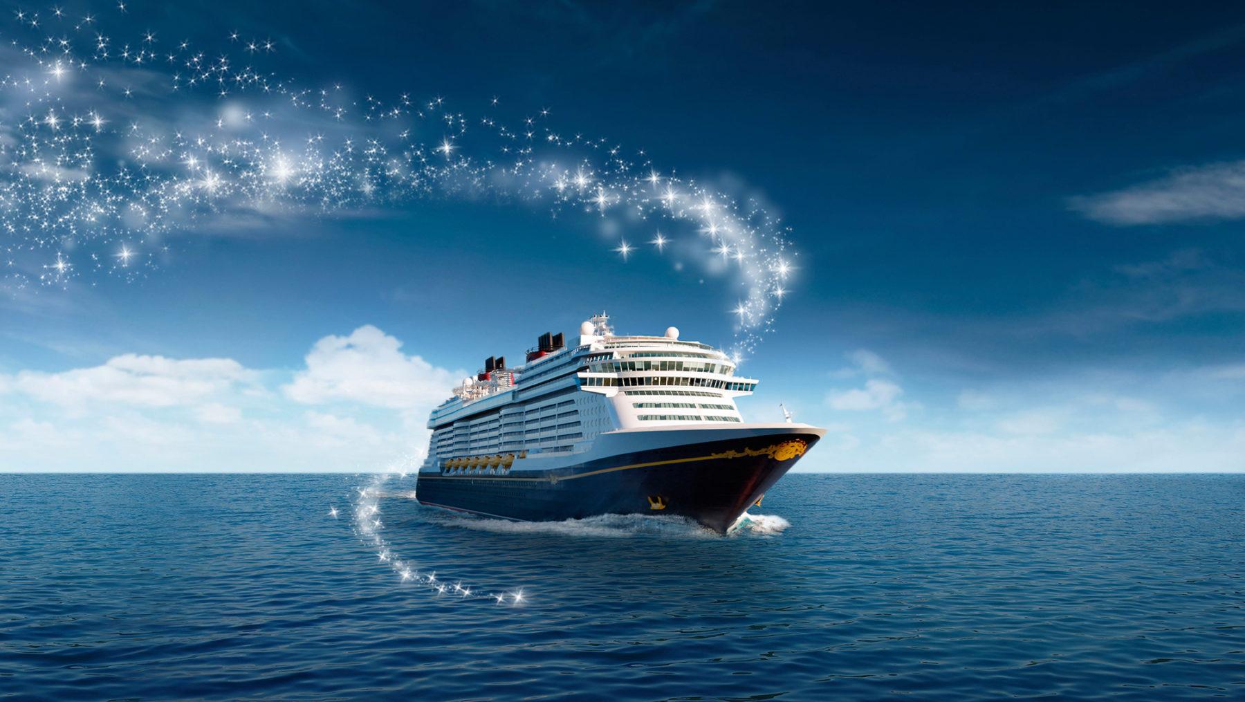 Descubre todos los detalles de Disney Wish Cruise, el nuevo integrante de la familia