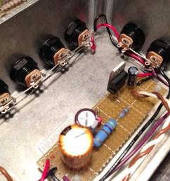 gut shot of 9v 18v power supply [ 3264 x 2448 Pixel ]