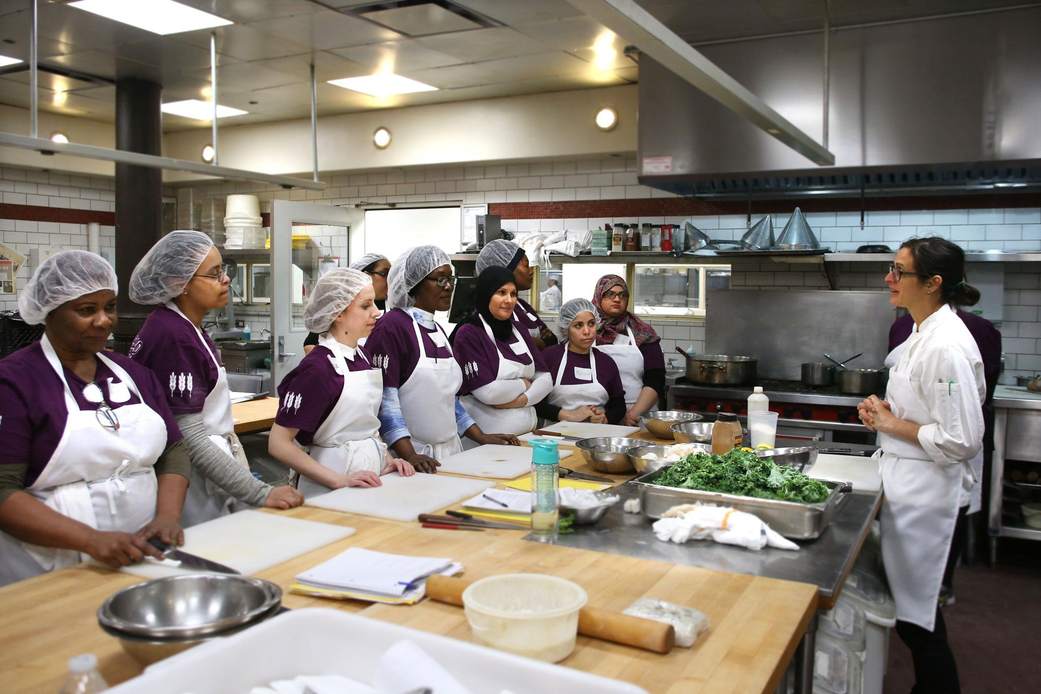 Hot Bread Kitchen Press How Restaurant Apprenticeships