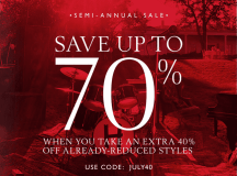 Tommy Hilfiger Canada Offers: Save Up To 60% Off + $30 Off ...