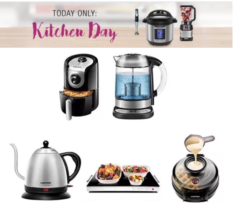 amazon kitchen appliances best rated canada day today s deals save 36 48 on chefmandirect small