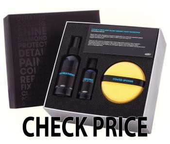Color N Drive Car Ceramic Coating Kit Review
