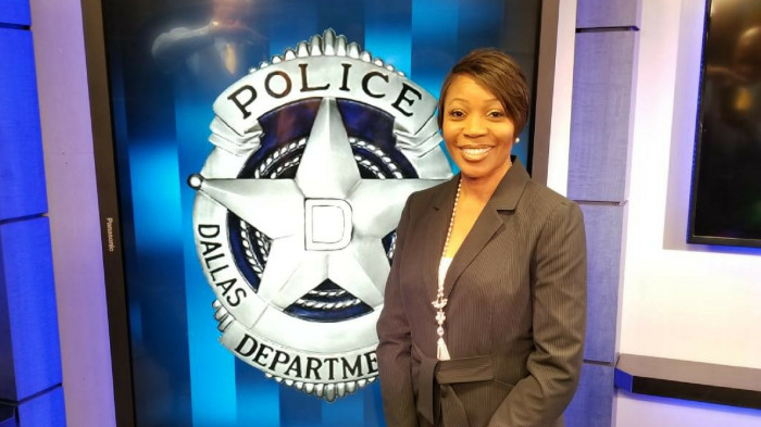 Dallas Police Chief Ulisha R. Hall