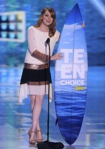 Emma Stone Feet Celebrity