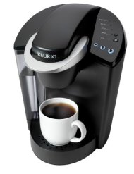 Keurig New Elite Single Cup Coffee Brewer – B40