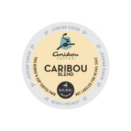 Keurig, Caribou Coffee, Caribou Blend, K-Cup packs, 12-Count (Pack of 6)