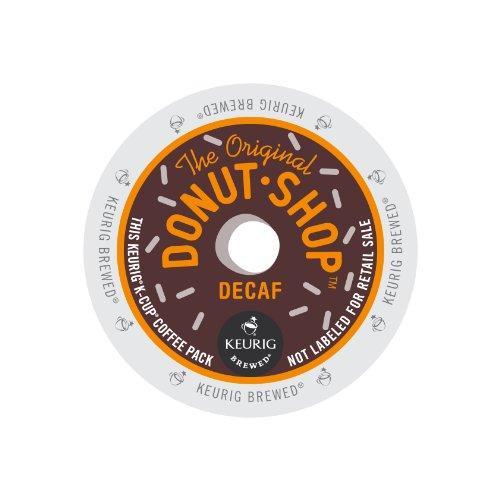Keurig, The Original Donut Shop, Decaf, K-Cup packs, 72 Count