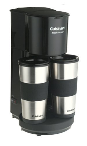 Cuisinart TTG-500 Two-to-Go Coffeemaker