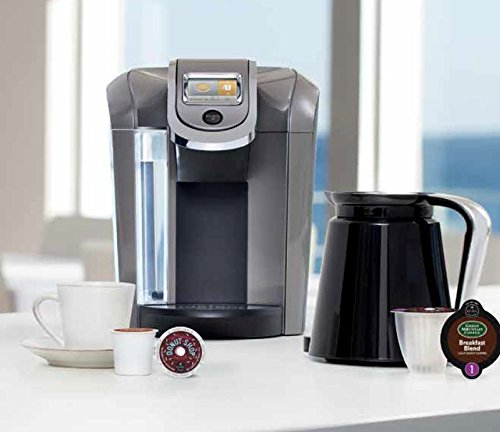 **New** Keurig® 2.0 K550 Brewing System Coffee K-cup Maker + Filter + Carafe Inc