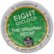 Eight O'Clock Coffee The Original Decaf, Keurig K-Cups, 72 Count