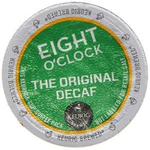 Eight O Clock Coffee The Original Decaf Keurig K Cups 72