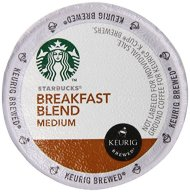 Starbucks Breakfast Blend, K-Cup for Keurig Brewers, 60 Count