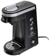 iFill Cup – Single Serve Compact K-Cup Brewer – iFill300 (Black)