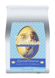 Contessa Coffee – Special Reserve Ethiopia HAMBELA, Whole Bean 12oz