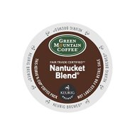 Green Mountain Coffee Nantucket Blend, Keurig K-Cups, 12 Count (Pack of 6)