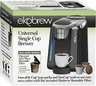 Ekobrew 40215 Universal Brewer, Black