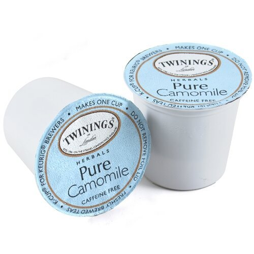Twinings Pure Camomile Tea Keurig K-Cups, 48 Count