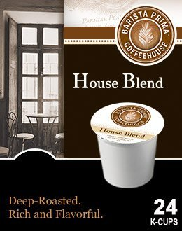 Barista Prima House Blend K-Cup (24 count)