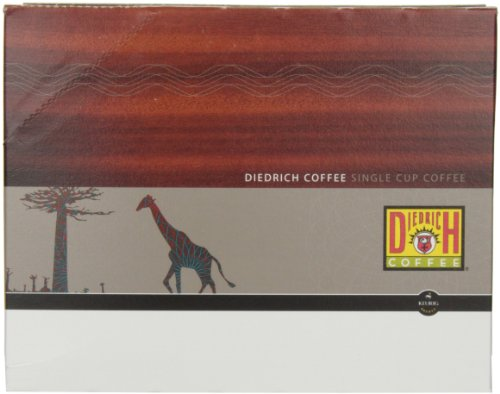 Diedrich Coffee Morning Edition Blend Decaf Keurig K-Cups, 24-Count