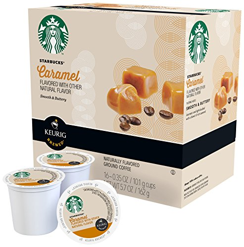 Starbucks Caramel – 16 ct