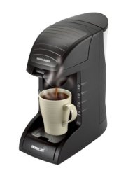 Black & Decker GT300 Home Café Coffeemaker, Black