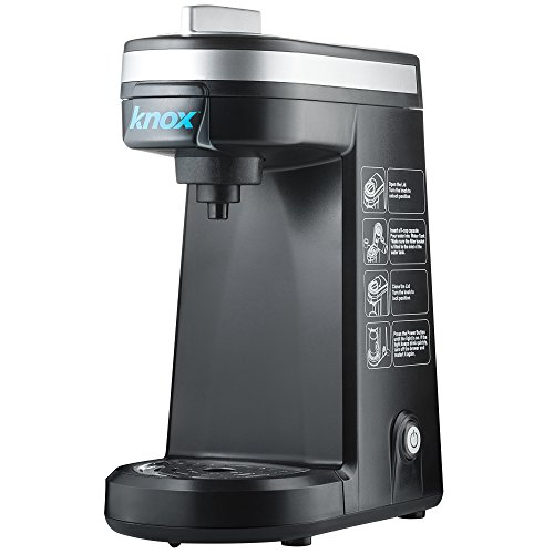 Knox Travel Size Single Serve K-Cup Coffee Brewer