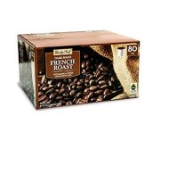 Daily Chef French Roast Coffee Single Serve Cups – 80 ct.