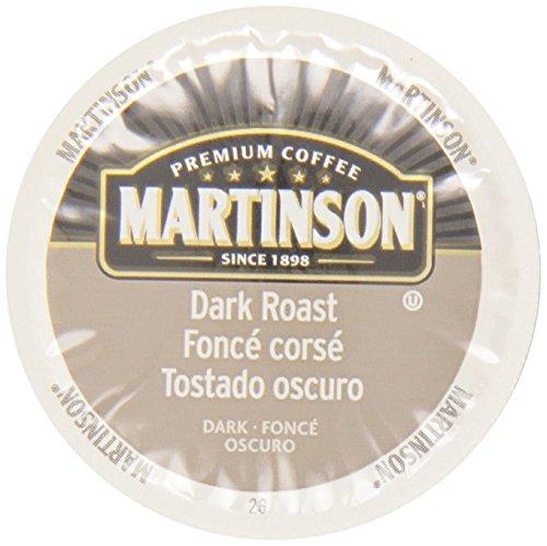 Martinson Coffee, Dark Roast, 48 Single Serve RealCups