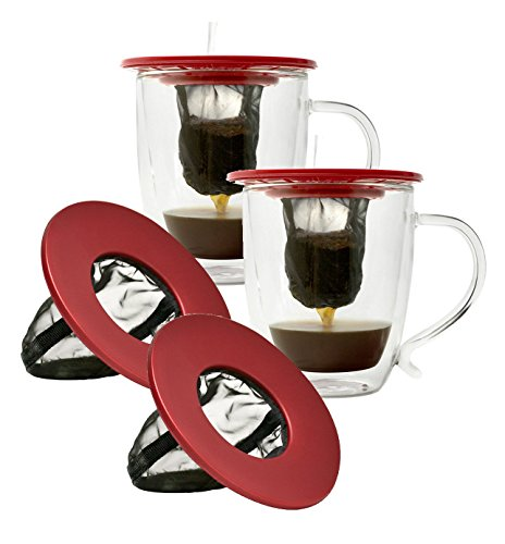 Primula Pcbr-0146 Red Coffee Brew Buddy (Pack of 2)