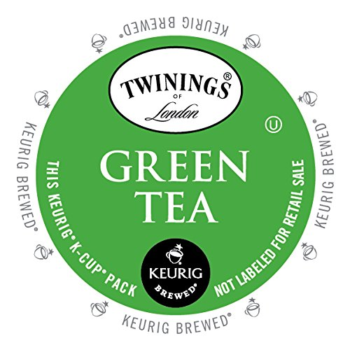 Twinings Green Tea, Keurig K-Cups, 24 Count