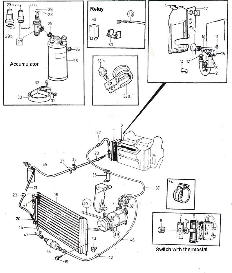Volvo 240 Suspension Parts Diagram, Volvo, Free Engine