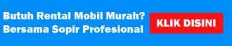 Rental Mobil Murah di Surabaya Barat Timur Selatan dengan Sopir Profesional