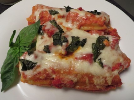 Seafood Manicotti Recipe 062 (Mobile)