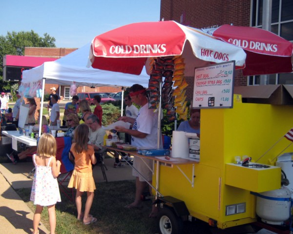 Start a Hot Dog Cart! The all cash business that you can