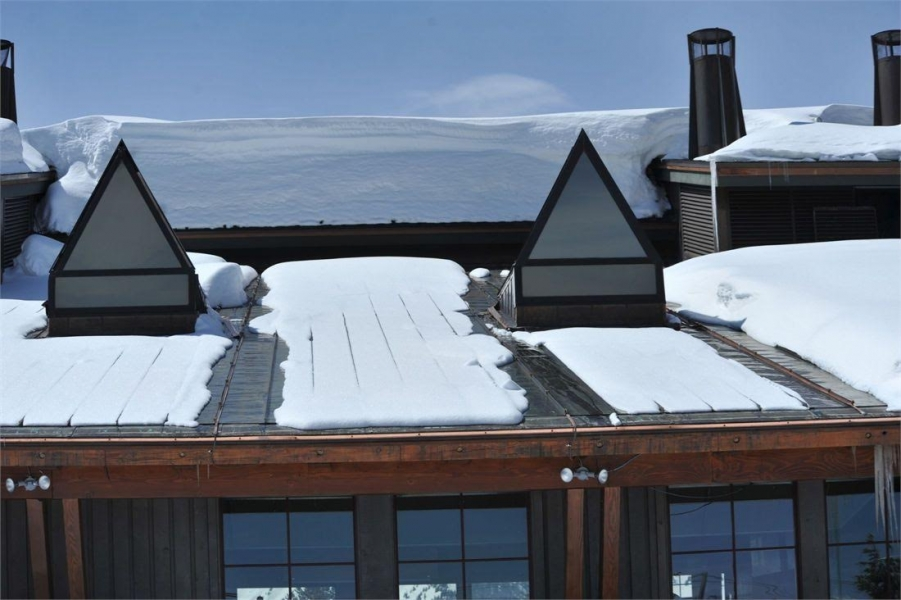 Hotedge Systems For Existing Metal Roofs