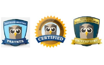 We're a Certified Hootsuite Solution Partner