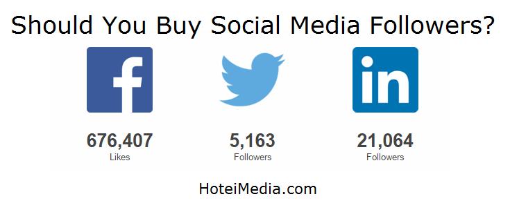 Should You Buy Social Media Followers?