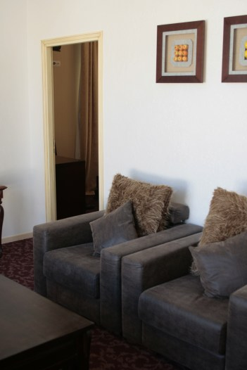 Suites: Living room