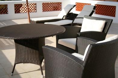 Master Suite: 40 m2 private terrace