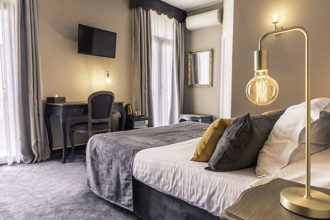 Mobilier Chambre Hotel Luxe