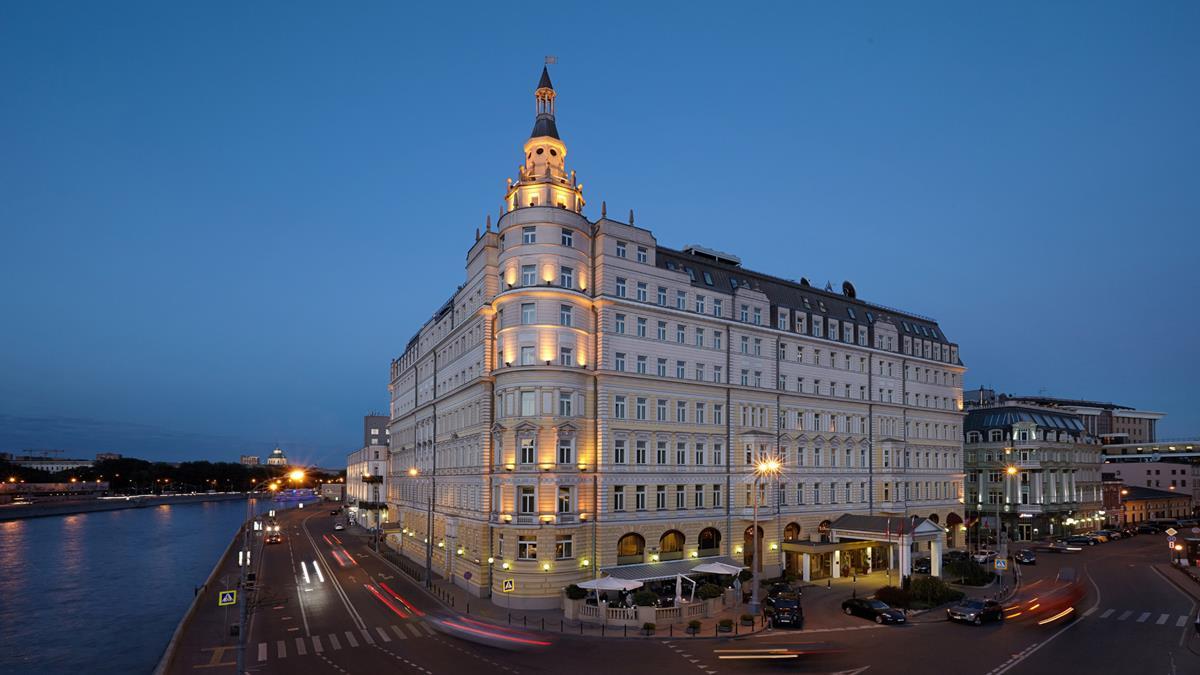 Гостиница Балчуг