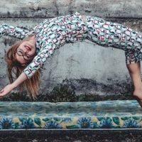 Techno, Tee & Schlafanzug - Bebetta in Bed #2