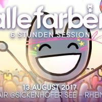 So, 13.08. // Alle Farben Open Air