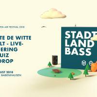 Stadt Land Bass Festival 2018 - Die ersten Namen!