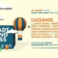 Stadt Land Bass 2019 - LINEUP TEIL 3